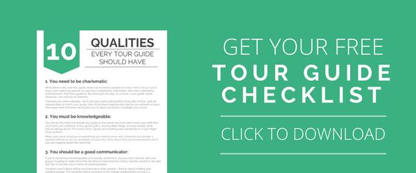 Tourist Guide Essay