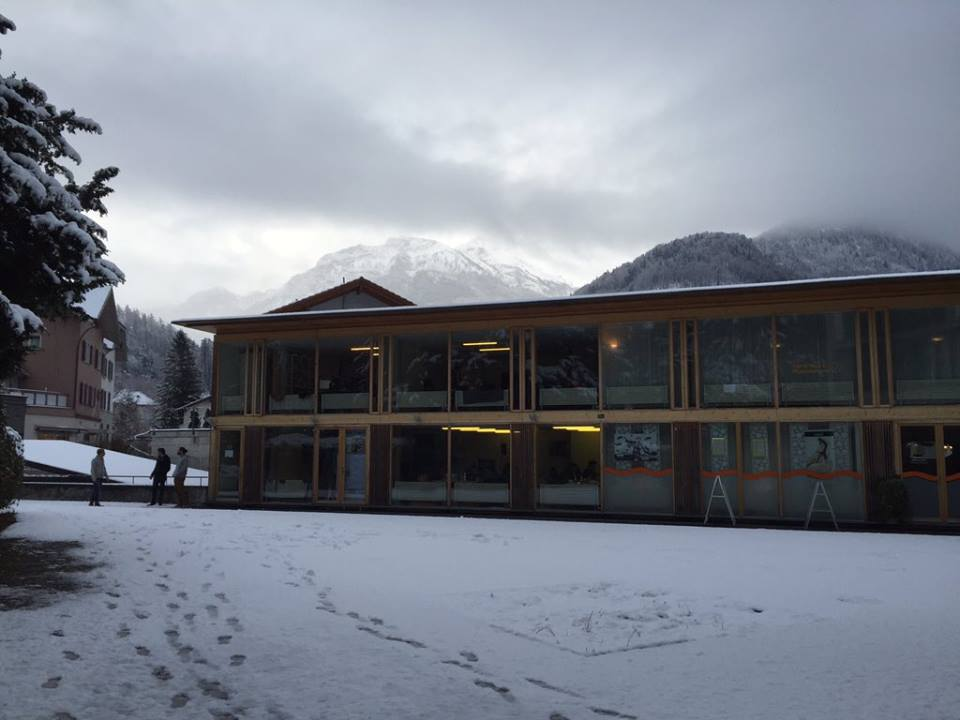 TrekkSoft Interlaken office