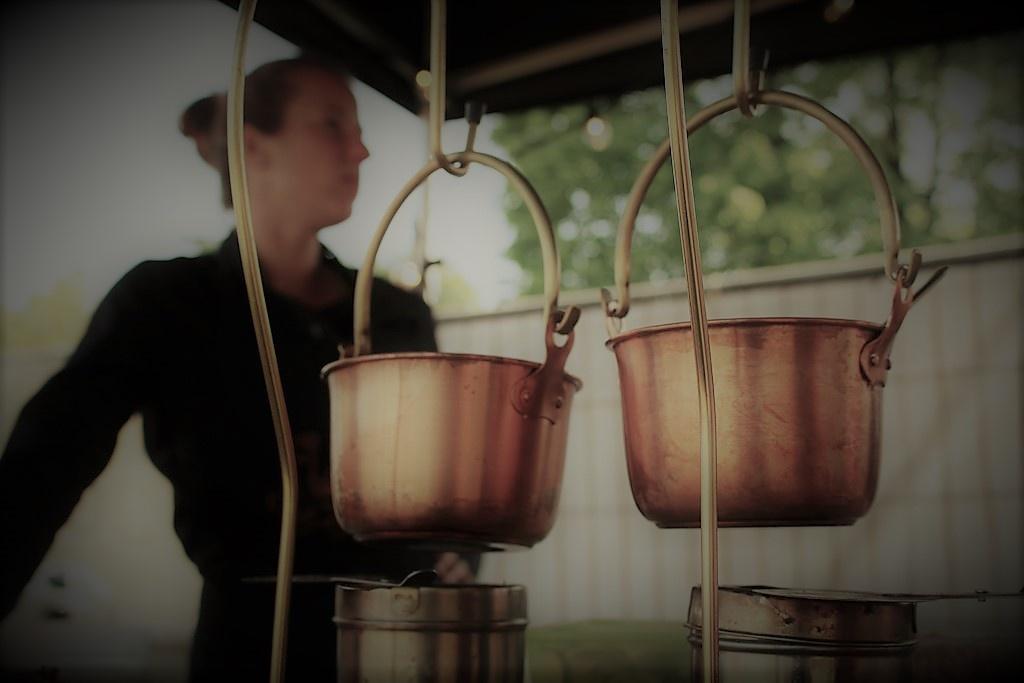 Verkostungen, Kochkurse und Führungen online buchen
