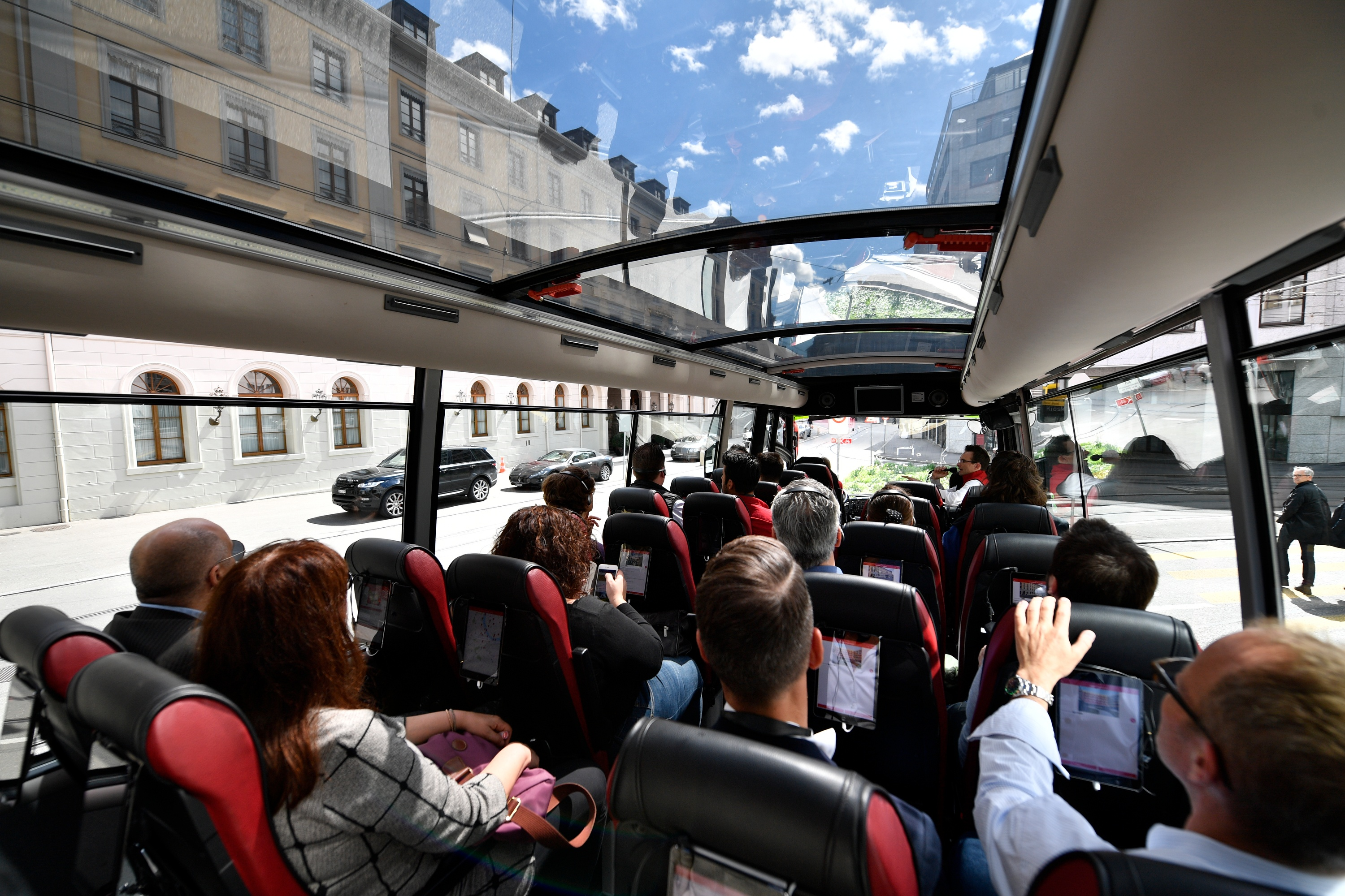 Basel City Tour Bustour