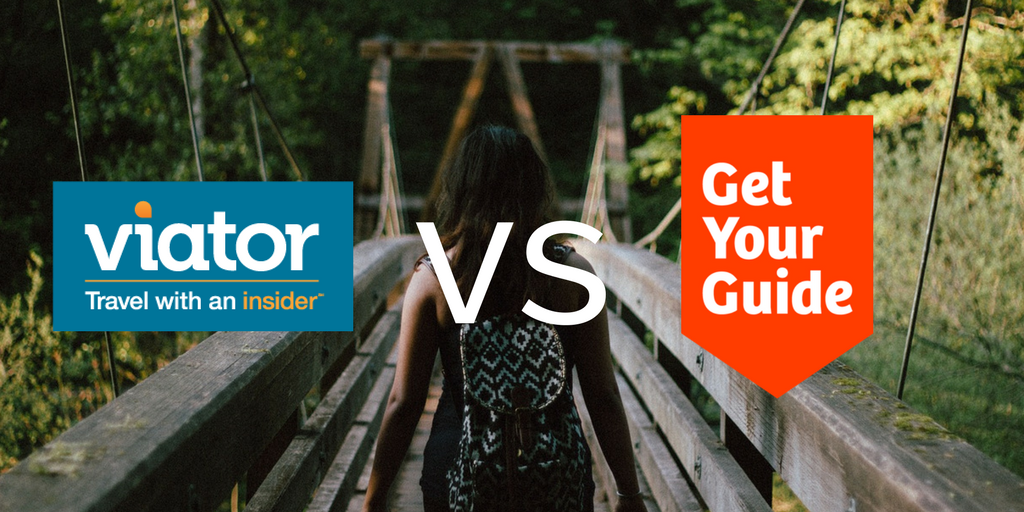 Viator vs GetYourGuide