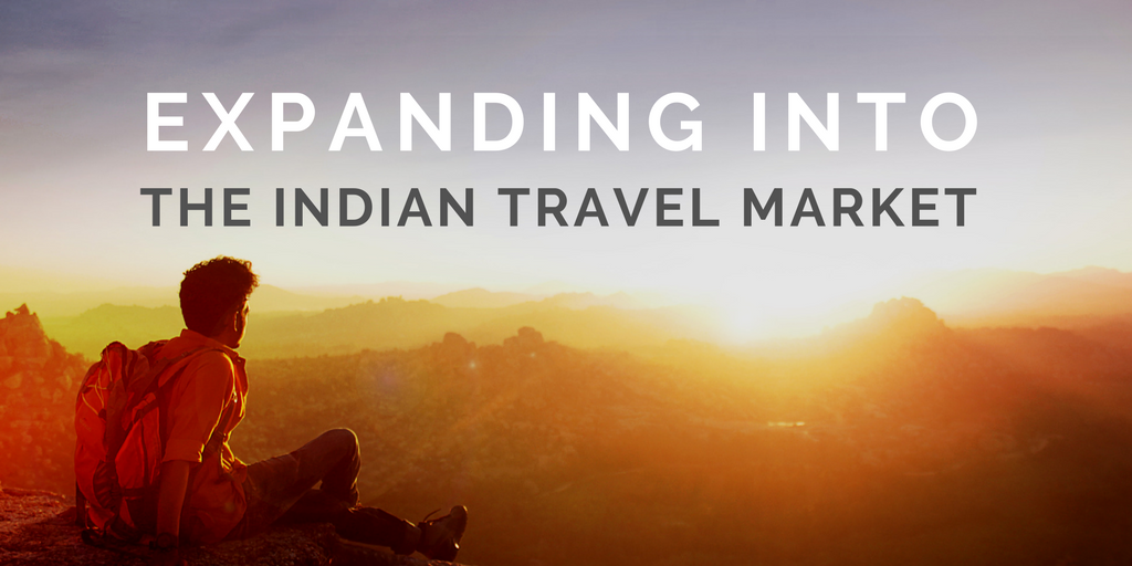 How to reach the Indian travel marke