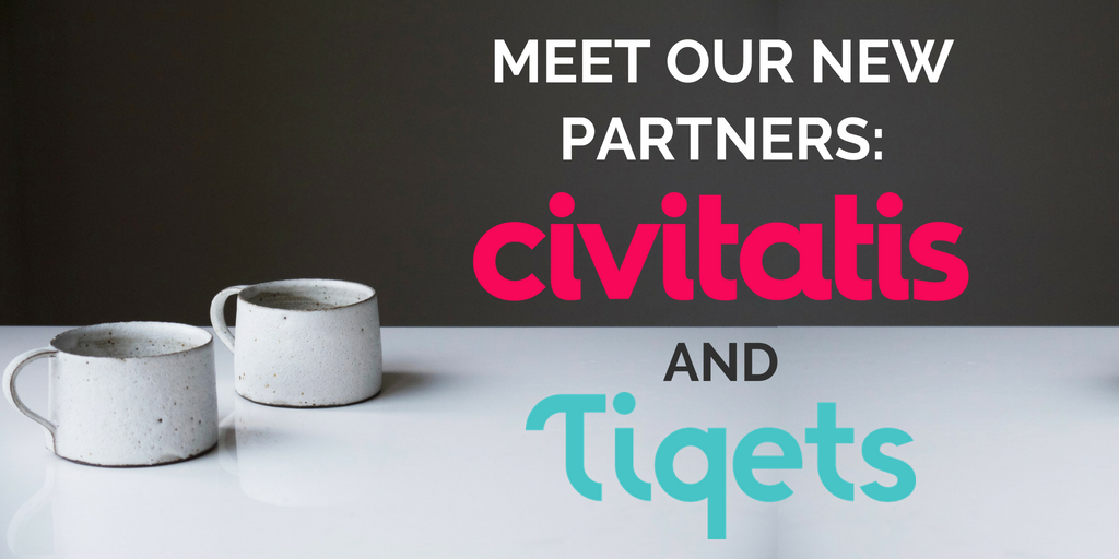 We've partnered with Civitatis and Tiqets!