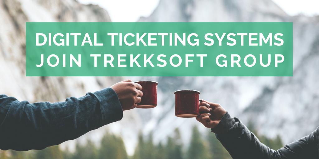 Digital ticketing systems join TrekkSoft group