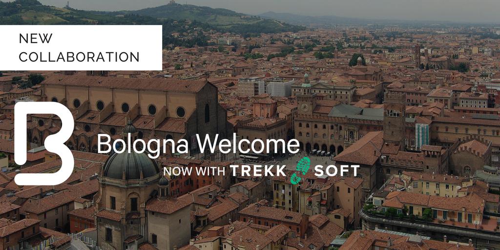 Bologna Welcome - Trekksoft 2017