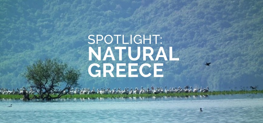 Spotlight on Natural Greece