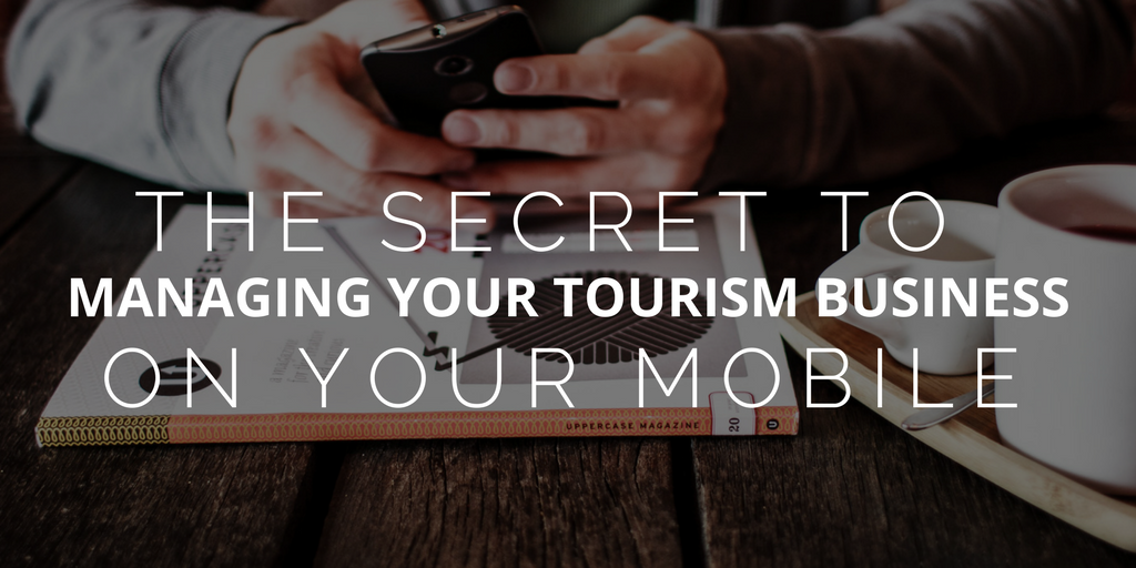 Managing your tourism business