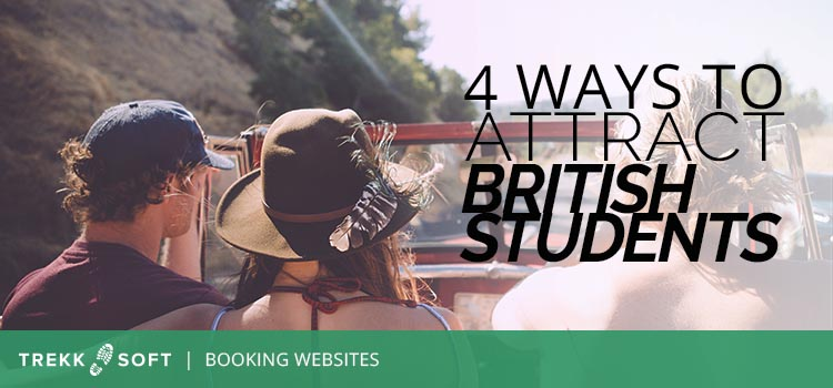 4 ways to attract British students to your tours and activities