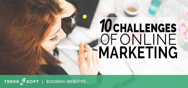 10 challenges of online marketing