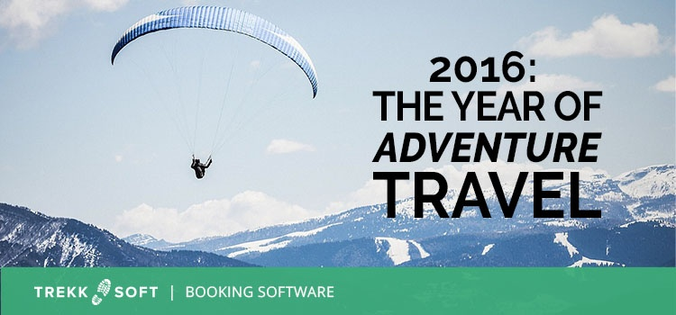 Why 2016 is the year for adventure travel