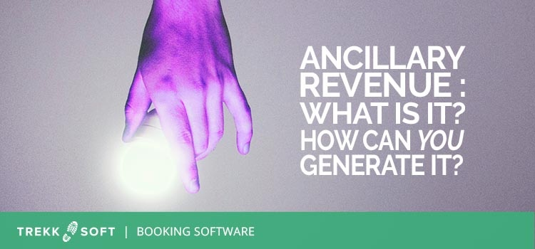 Ancillary revenue: What is it? How can you generate it?