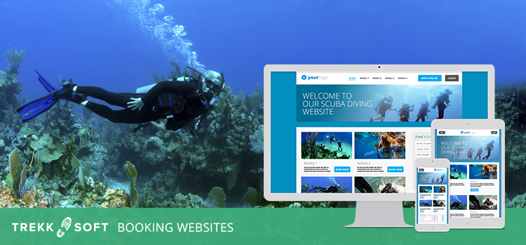 TrekkSoft Scuba Diving Snorkeling business
