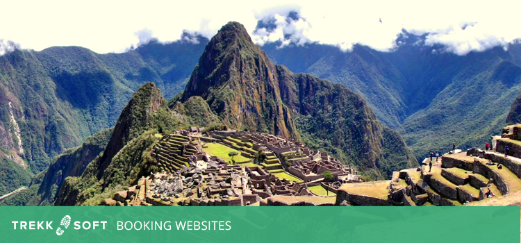 South America Booming Machu Picchu