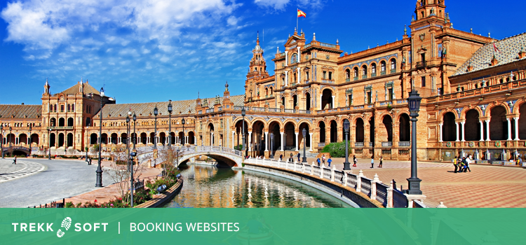 Trekksoft UK tourism influx in Spain