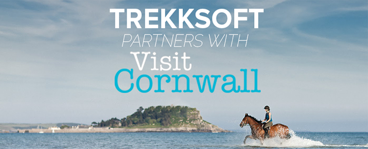 TrekkSoft partners with Visit Cornwall