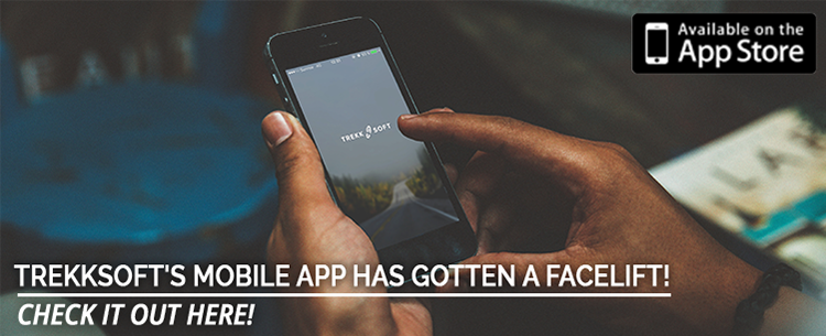 TrekkSoft's mobile app has gotten a facelift! Check it out here!