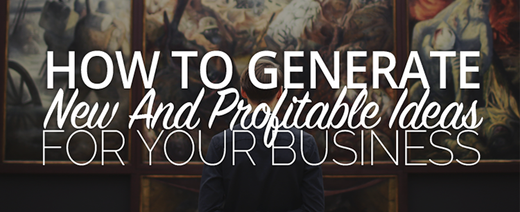 How to generate profitable ideas for your tour or activity business