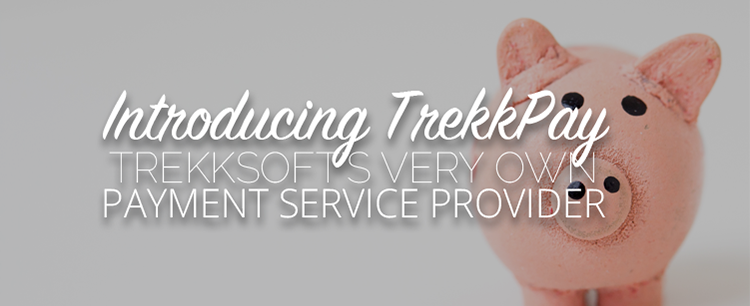 Introducing TrekkPay, TrekkSoft's very own payment service provider