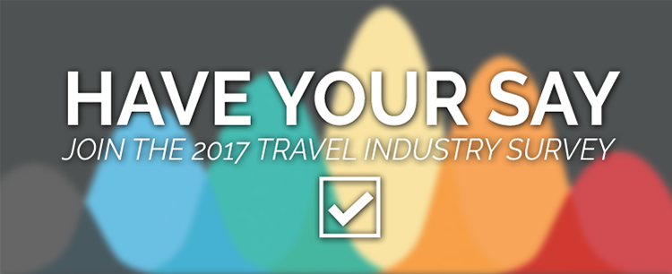 Join the 2017 Travel Industry Survey