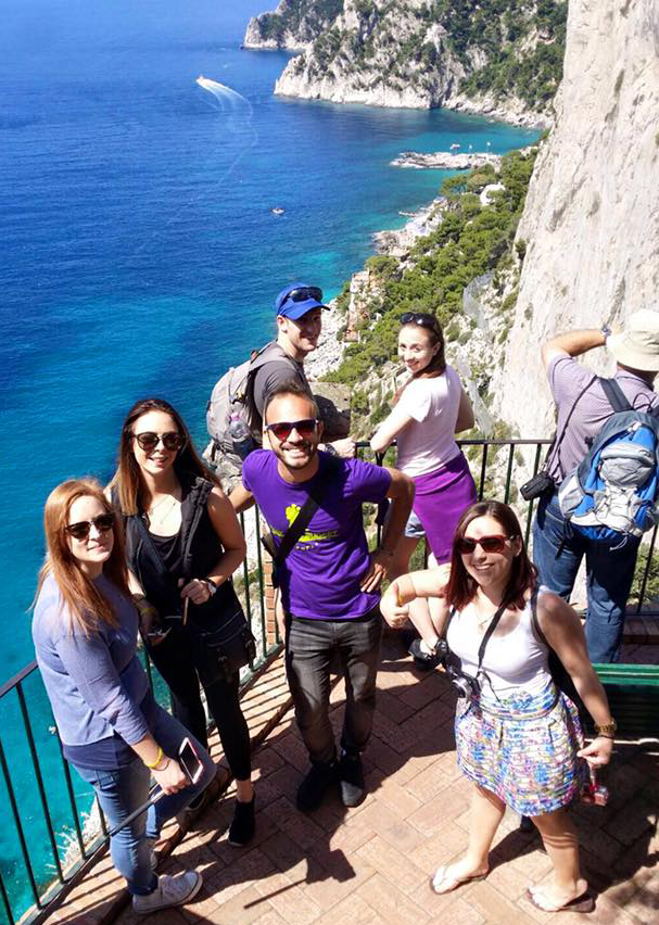 Enjoy some sunshine and laughter with Italy on a Budget
