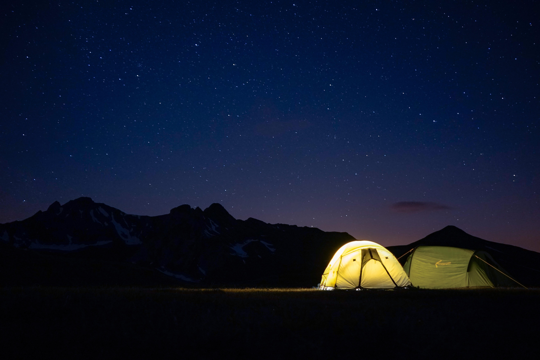 starry night tent