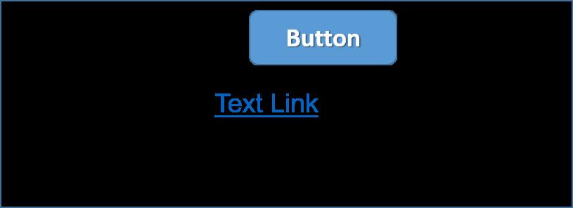 Keine Buttons und Links kombinieren