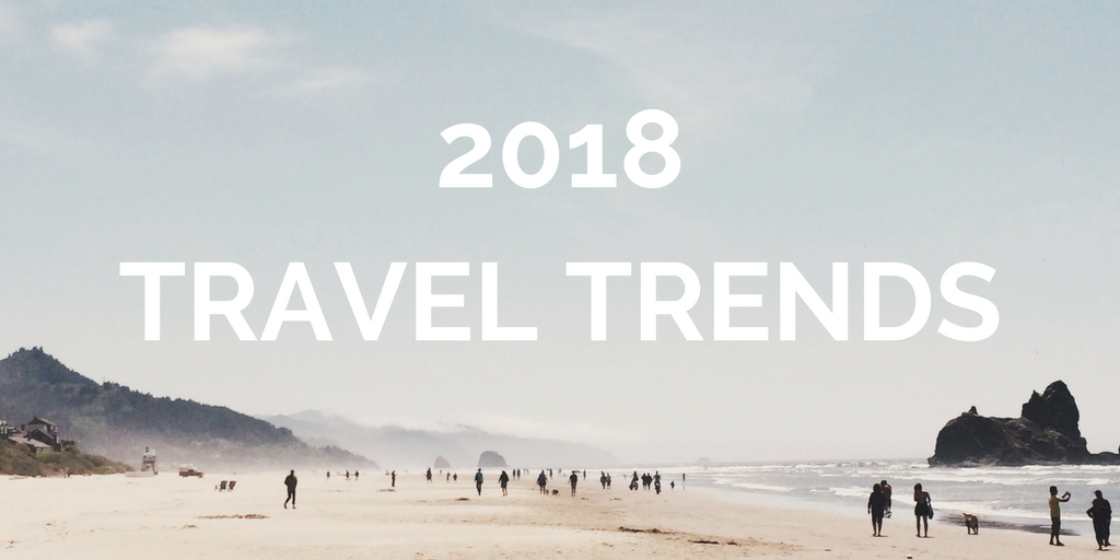 2018 Travel Trends Webinar Image