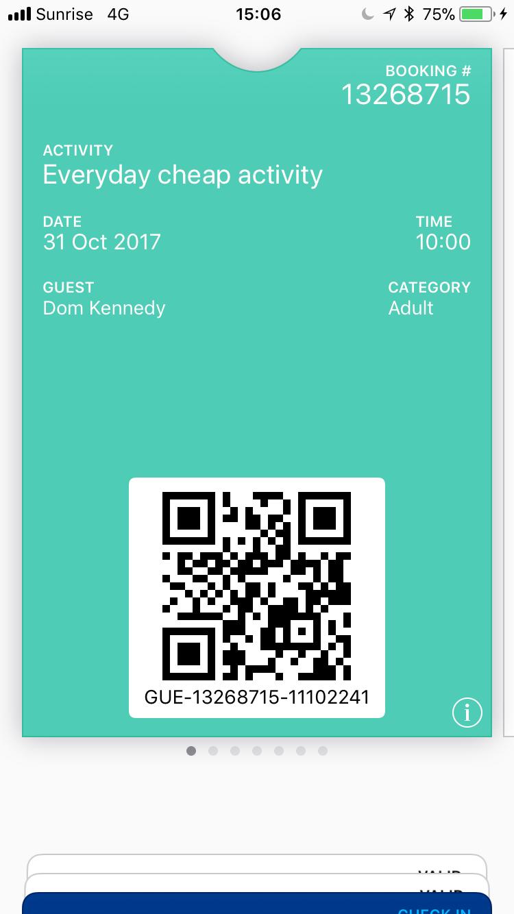 E-tickets 2