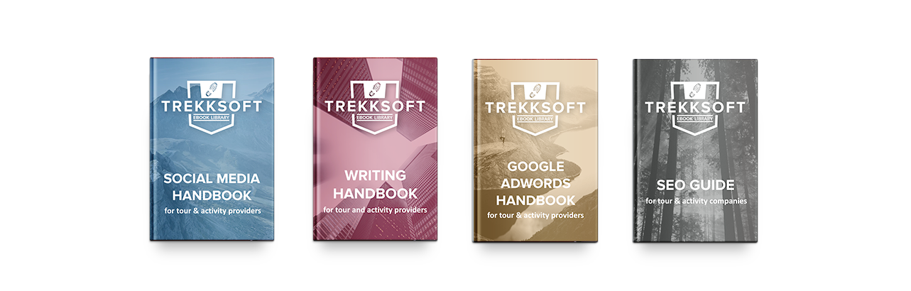 TrekkSoft Ebook Library