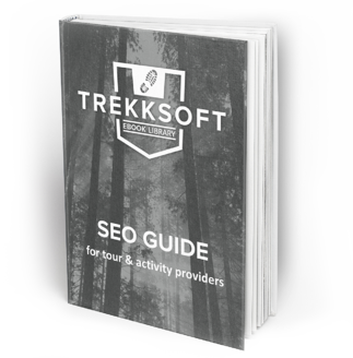 TrekkSoft SEO Search Engine Optimization Handbook for tour and activity providers Ebook