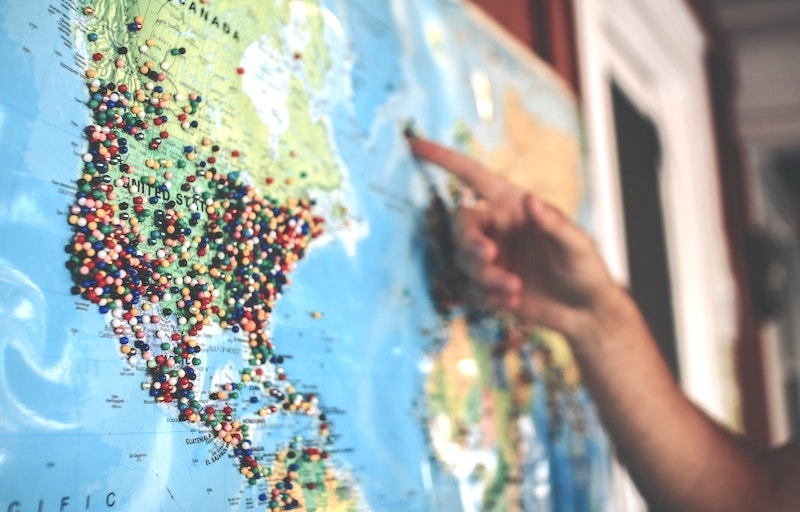 Reach a global market