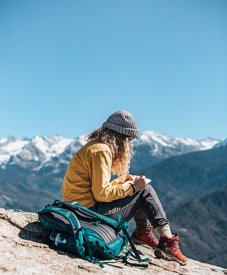 Hike and journal