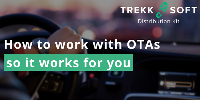 How to work with OTAs-1