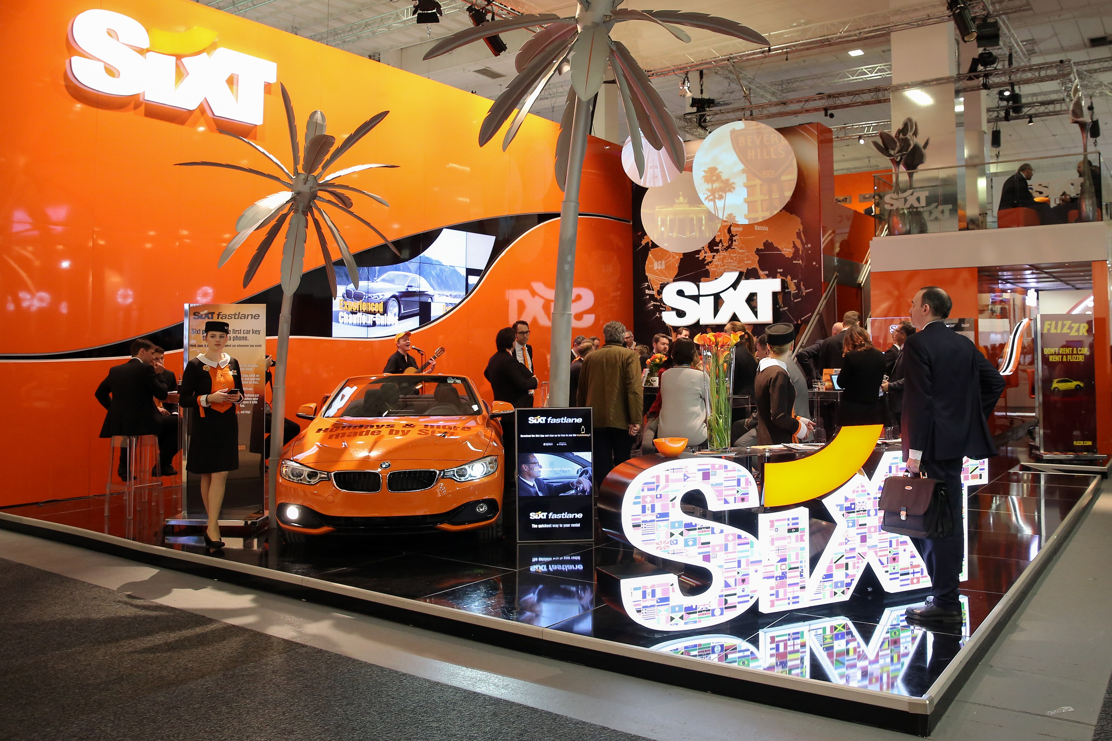 Sixt Stand ITB