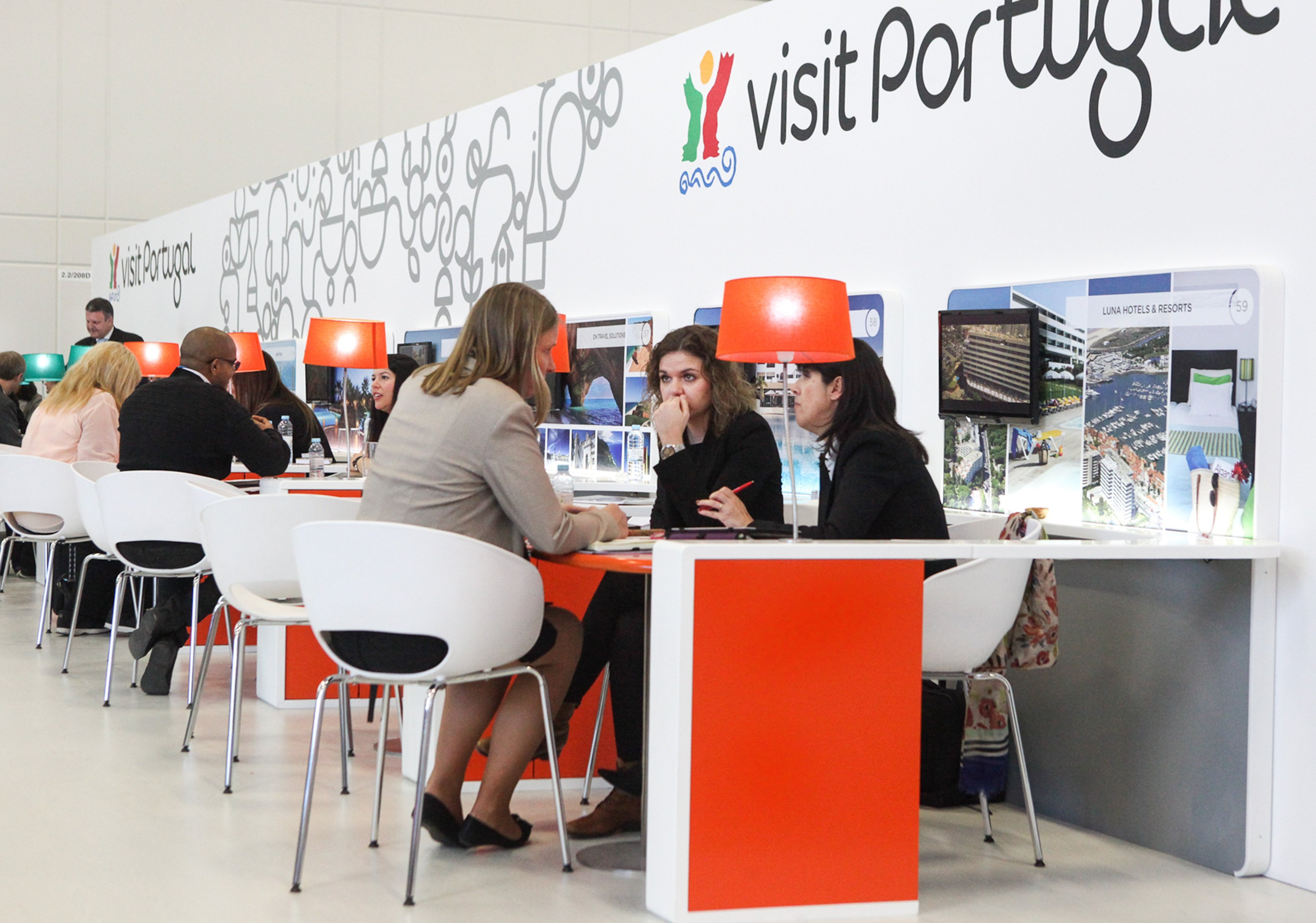 ITB Visit Portugal Stand