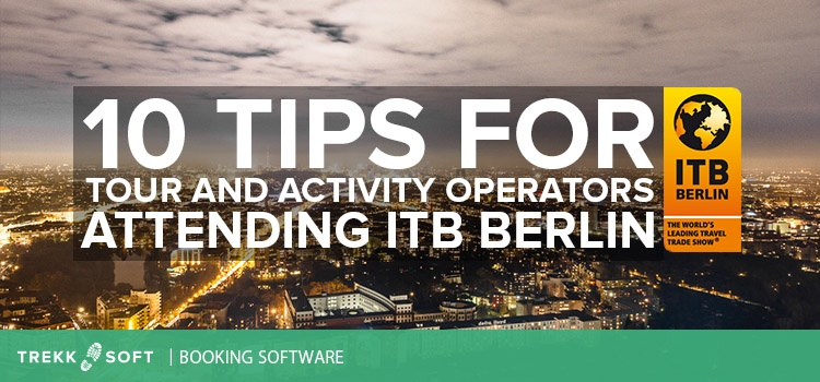 Tips for ITB Berlin 2016