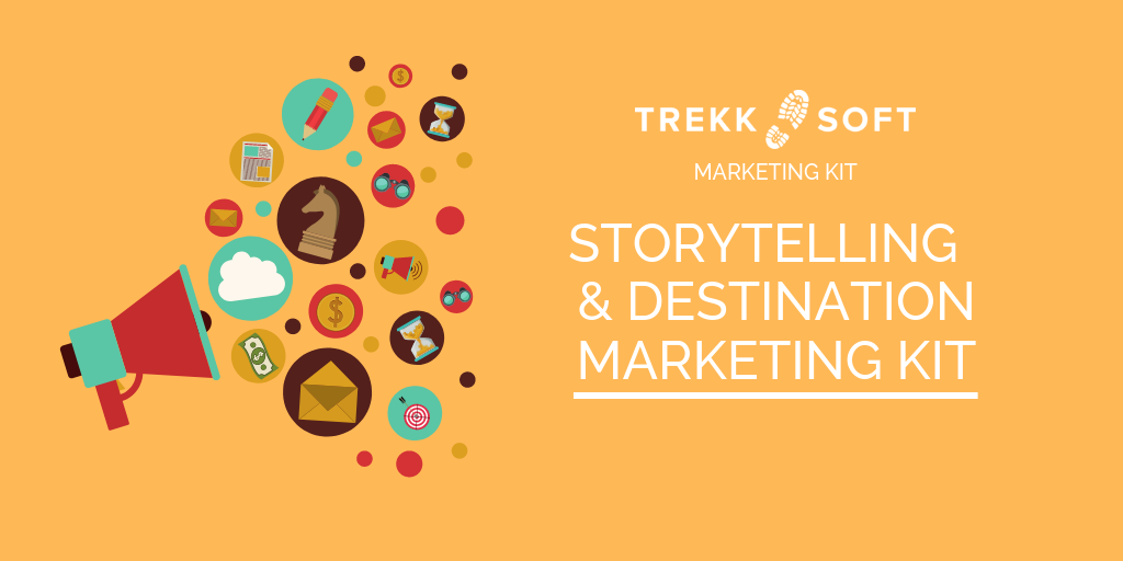 Storytelling & Destination  Marketing kit Image