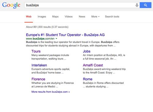 feature marketing google