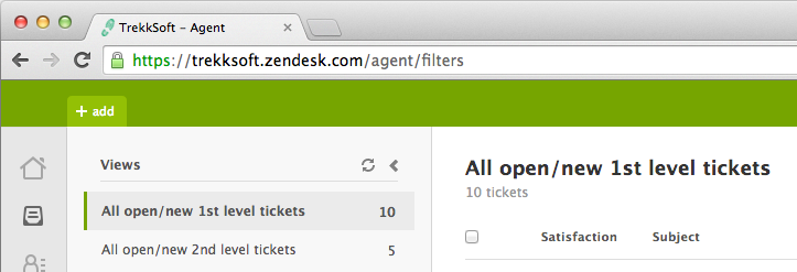 feature support zendesk