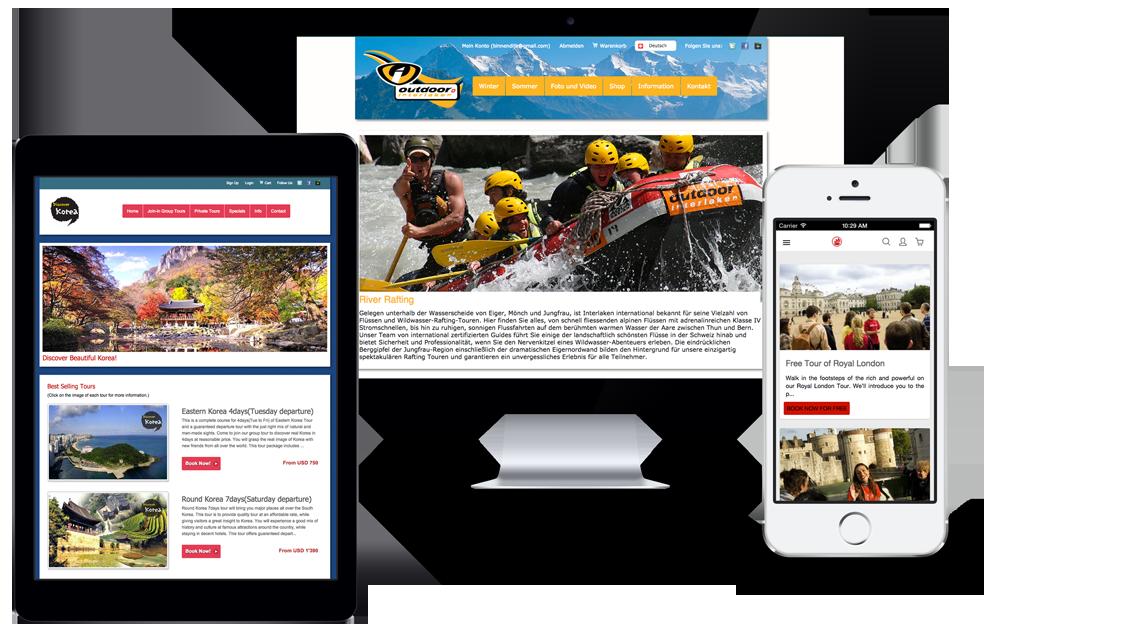 features websitebuilder