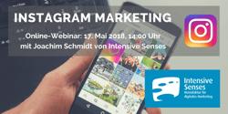 Instagram-Marketing mit Intensive Senses  Image