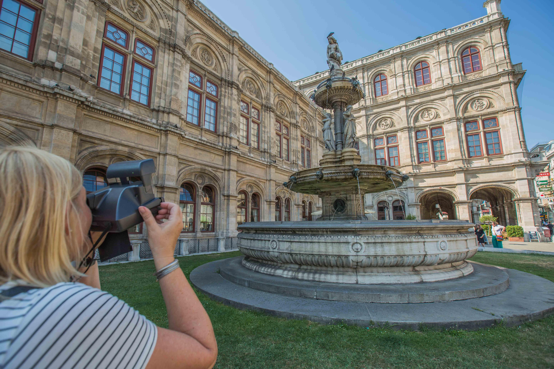 Staatsoper Wien Polaroid-Tour