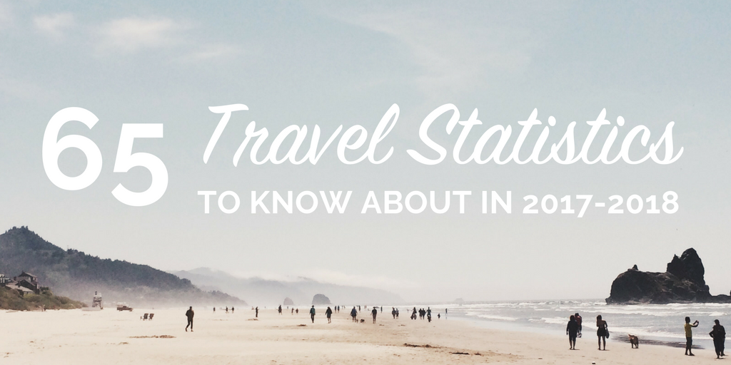 Travel and tourism statistics for 2018