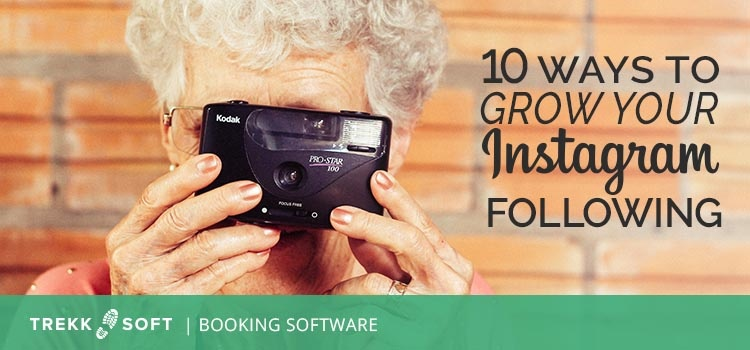 10 ways to grow your Instagram following