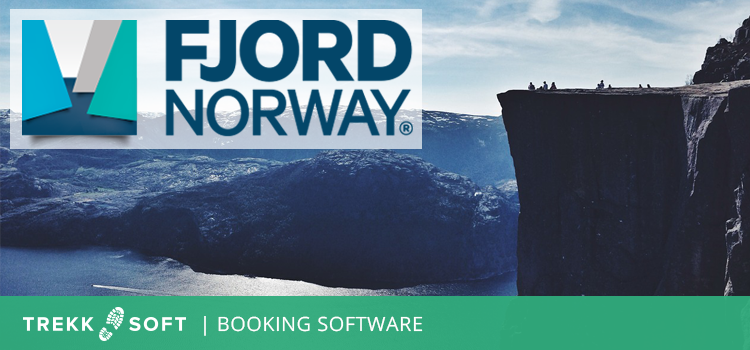 TrekkSoft partnership with Fjord Norway