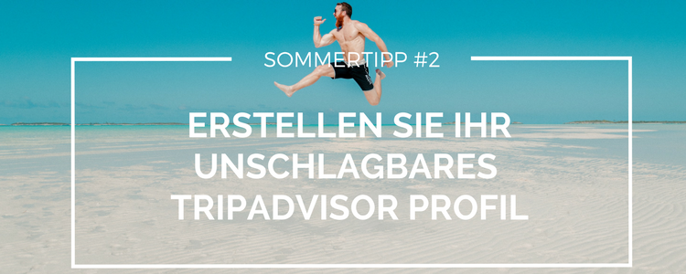 Erstellen Sie ein Hammer-TripAdvisor-Profil