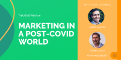 Marketing in a Post-COVID World with Wildebeest Image