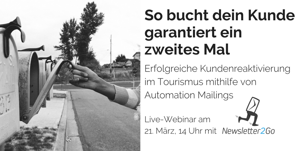 Webinar E-Mail Marketing