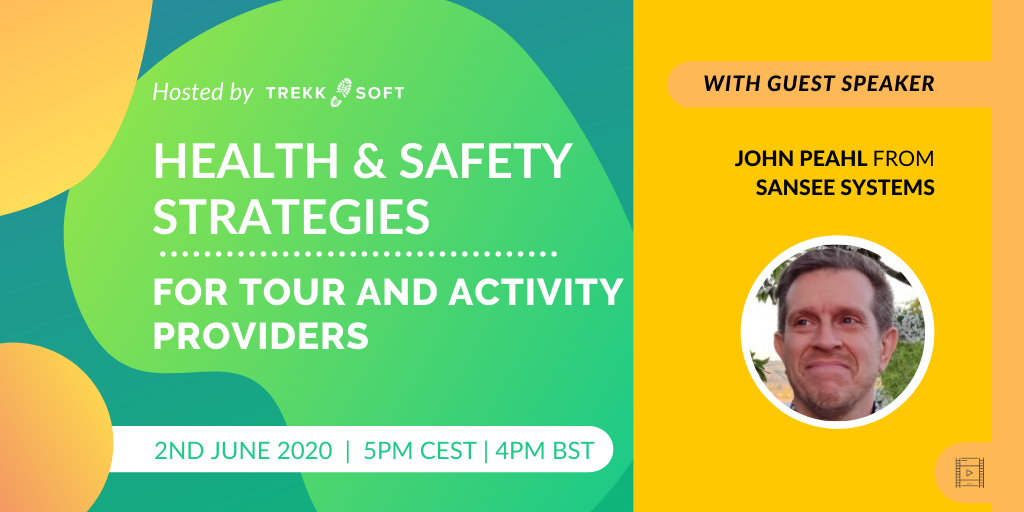 Webinar header - Health and Safety with Jon Peahl