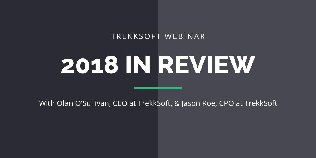 Webinar header - TrekkSoft 2018 in Review